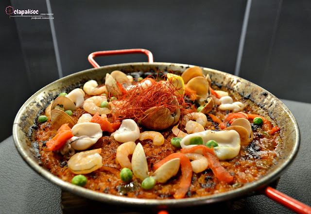 (Not) Paella from Hook by Todd English