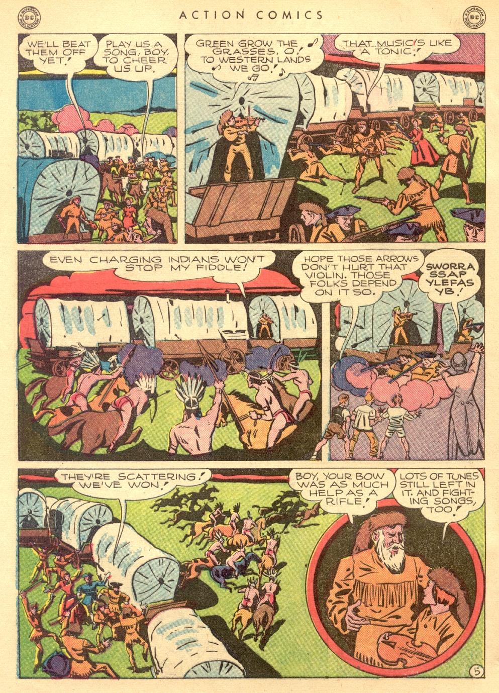 Action Comics (1938) 93 Page 45