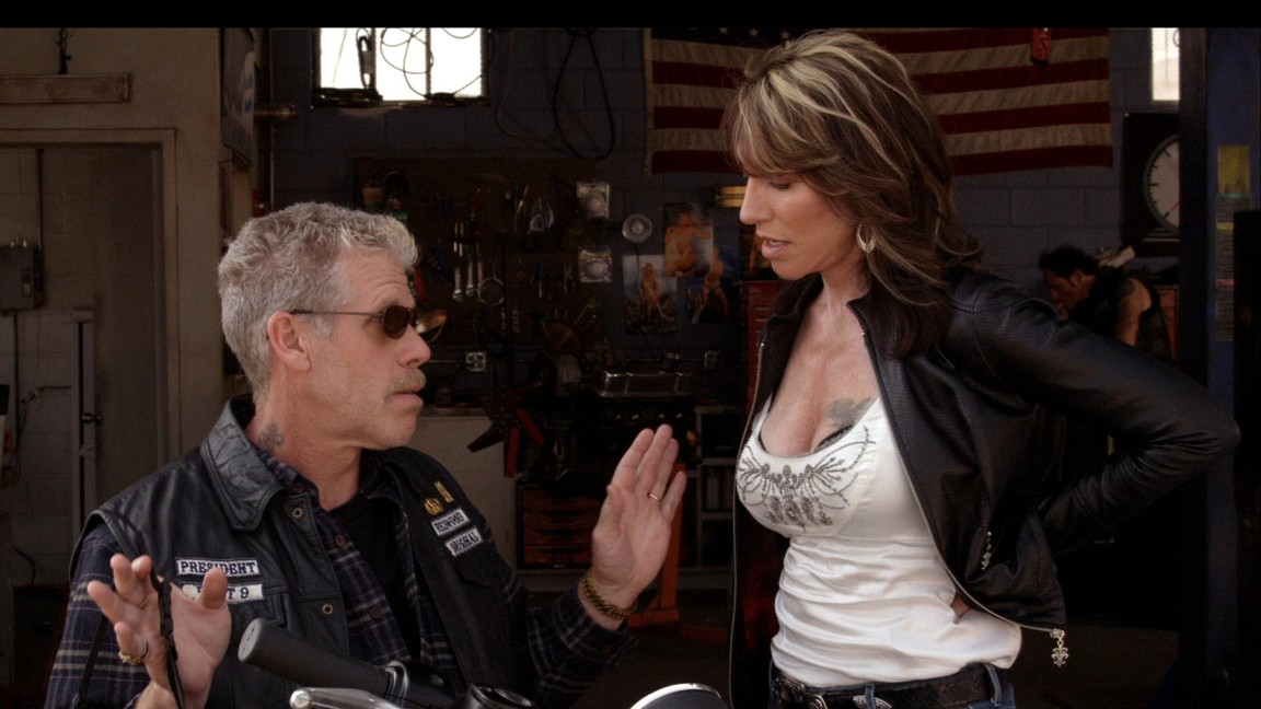 Sons Of Anarchy - Season 1 Episode 4: Patch Over