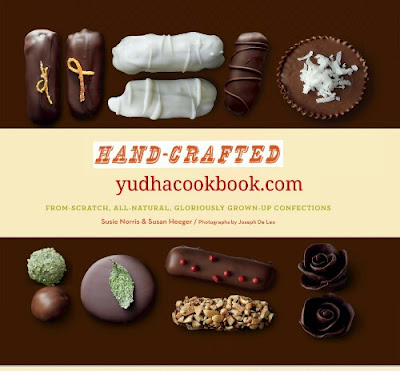 Download ebook HAND-CRAFTED CANDY BARS : From-Scratch, All-Natural, Gloriously Grown-Up Confections