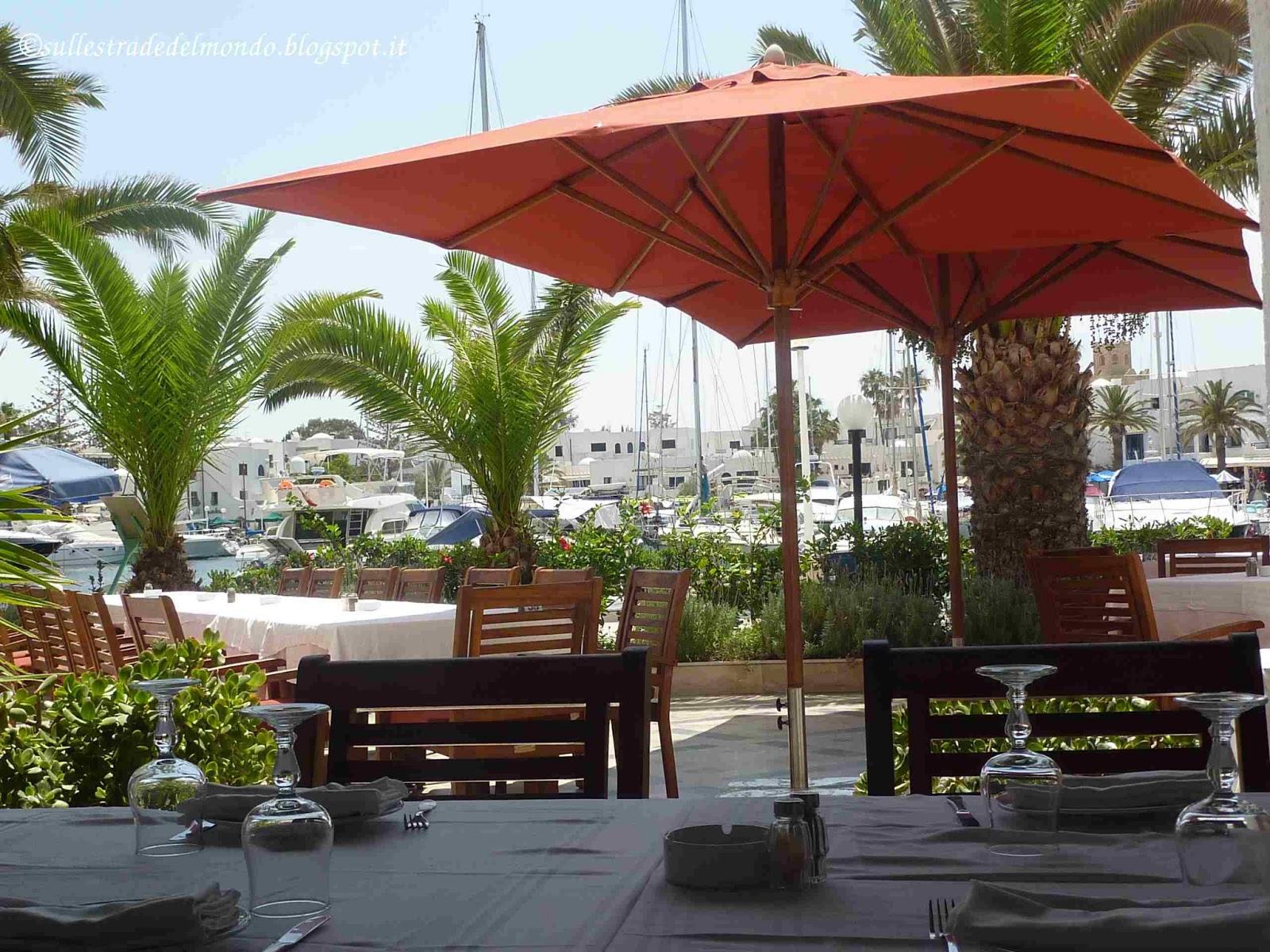 Mangiare a Port El Kantaoui