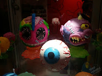 kidrobot Madballs at New york Comic Con 2016