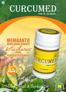 Agen Curcumer (Untuk Kanker, Pencegahan Dan Sebagainya)