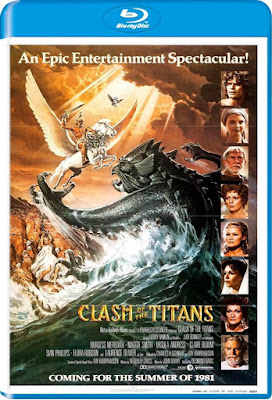 Clash Of The Titans 1981 BD25 Latino