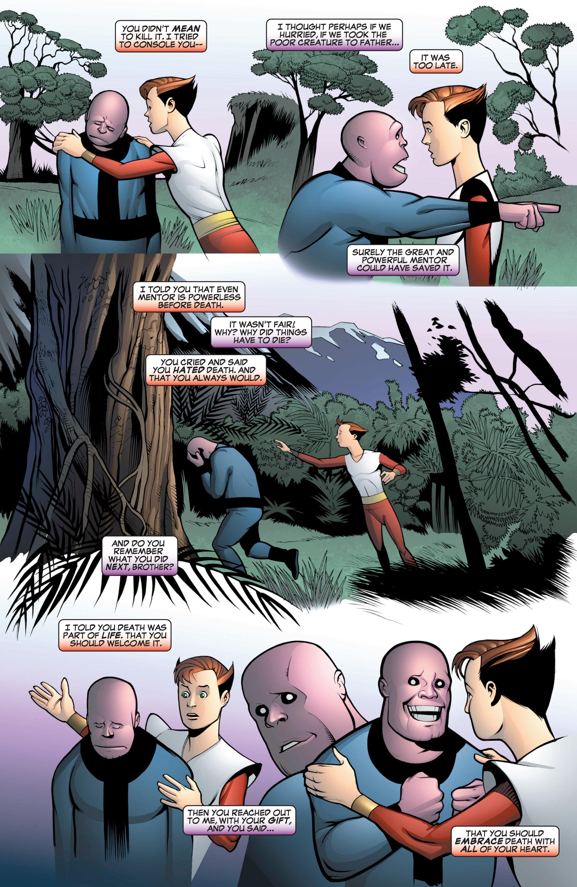 Read online She-Hulk (2005) comic -  Issue #12 - 22