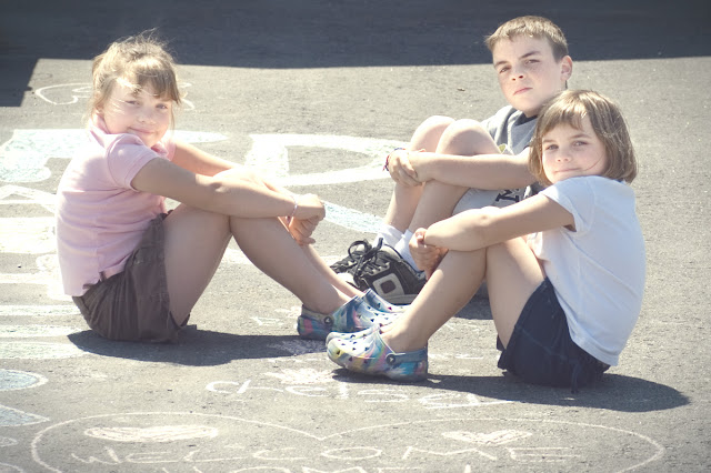 Niños libres de acoso escolar