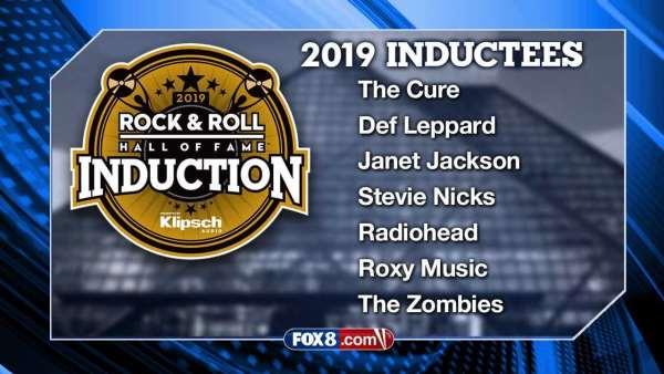 Οι εισαχθέντες στο Rock and Roll Hall of Fame 2019