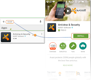 Avast Mobile Security 2017 Free Software Download
