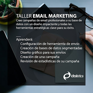 Taller Email Marketing - idealistica