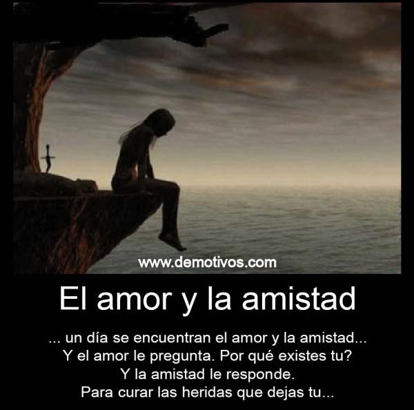 Imagenes Con Mensajes De Amor Y Desamor