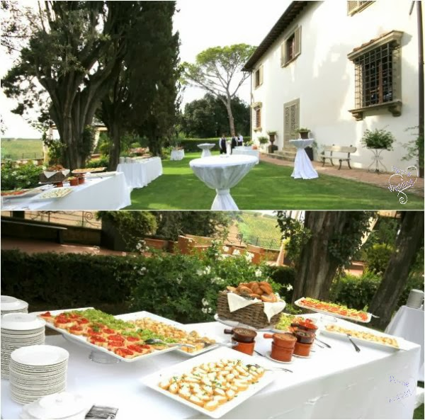 Real Weddings In Tuscany: Wedding In Italy: Sunflowers Summer Wedding In Tuscany