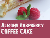 Almond Raspberry Coffee Cake Recipe