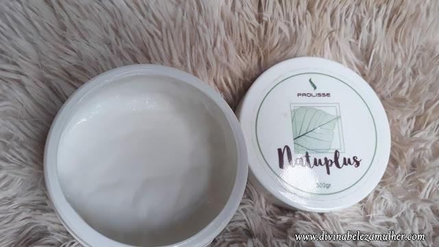 Mascara Pós Química  Anti Quebra Natuplus