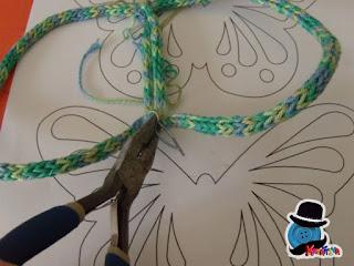 cordoncino di cotone da modellare