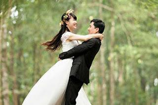 foto pengantin