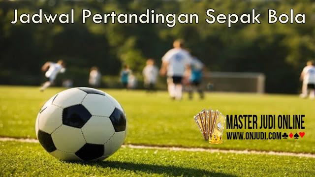 Jadwal Pertandingan Sepak Bola 14 - 15 April 2018