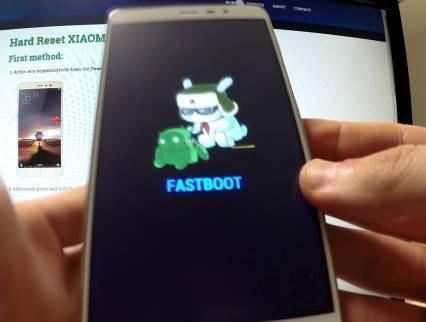 Cara Flash Xiaomi Redmi 3 Pro Dengan Mi Flash