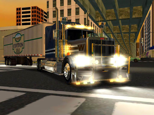 18 Wheels Of Steel Convoy PC Game Download free