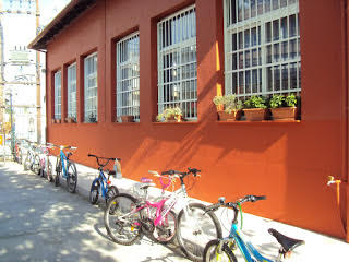 Ποδηλατοβόλτα των Δημοτικών Σχολείων Καλλιθέας και Παραλίας στις 09-05-2017