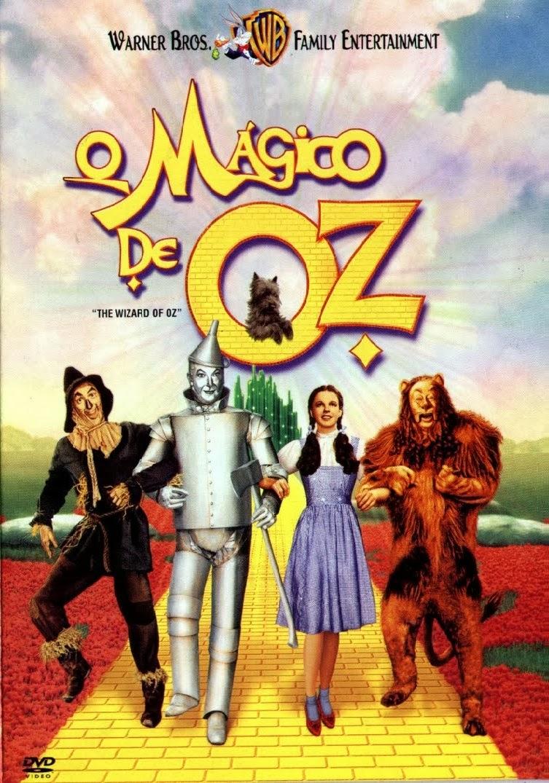O Mágico de Oz – Dublado (1939)