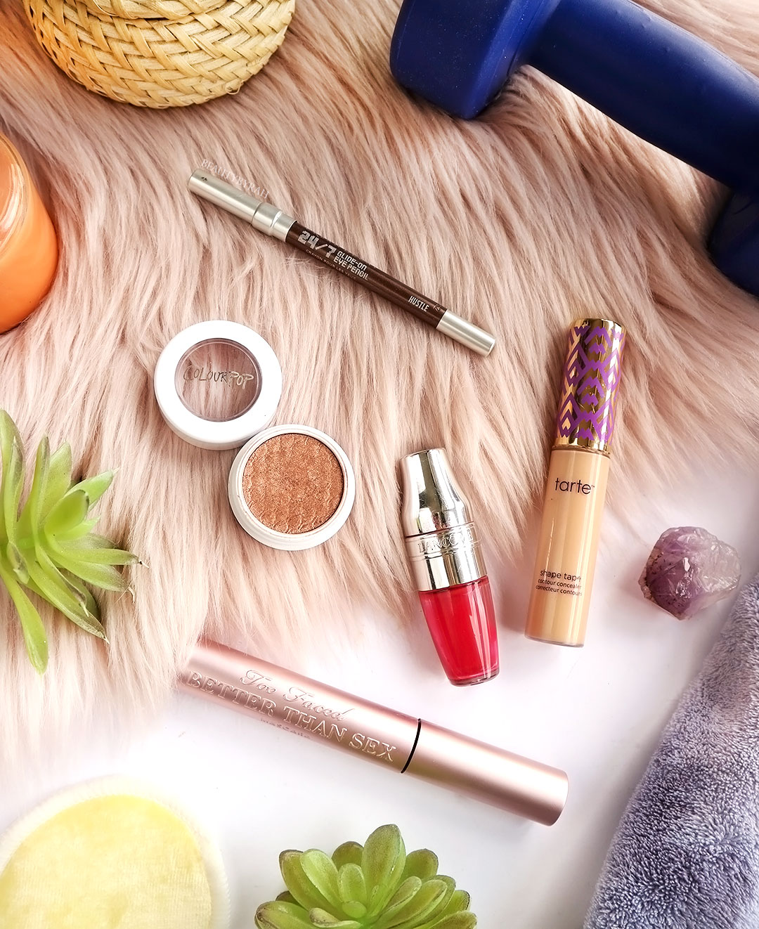 5 easy and quick Makeup Products to use after the Gym recommendations
