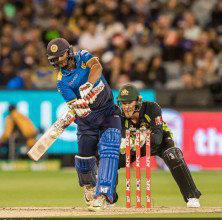 Sri Lanka grabs victory from Australia because of Guneratne!
