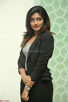Actress Eesha Looks gorgeous in Blazer and T Shirt at Ami Tumi success meet ~  Exclusive 075.JPG
