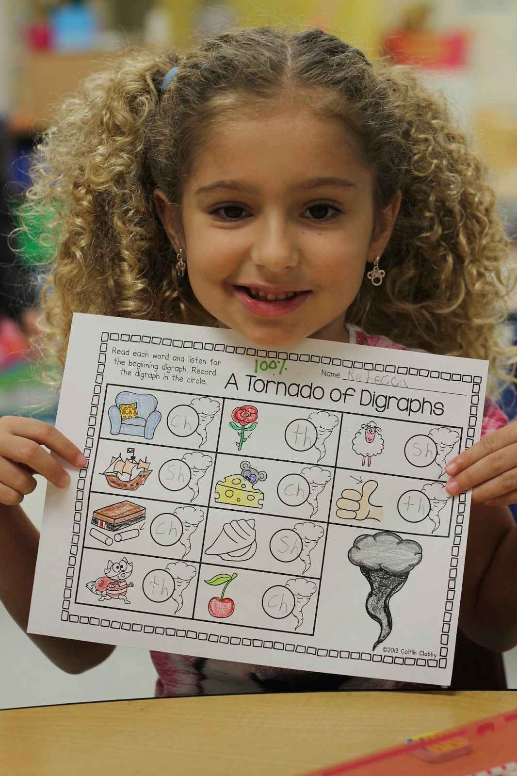Kinder Garden: Kindergarten Smiles: Weather Unit