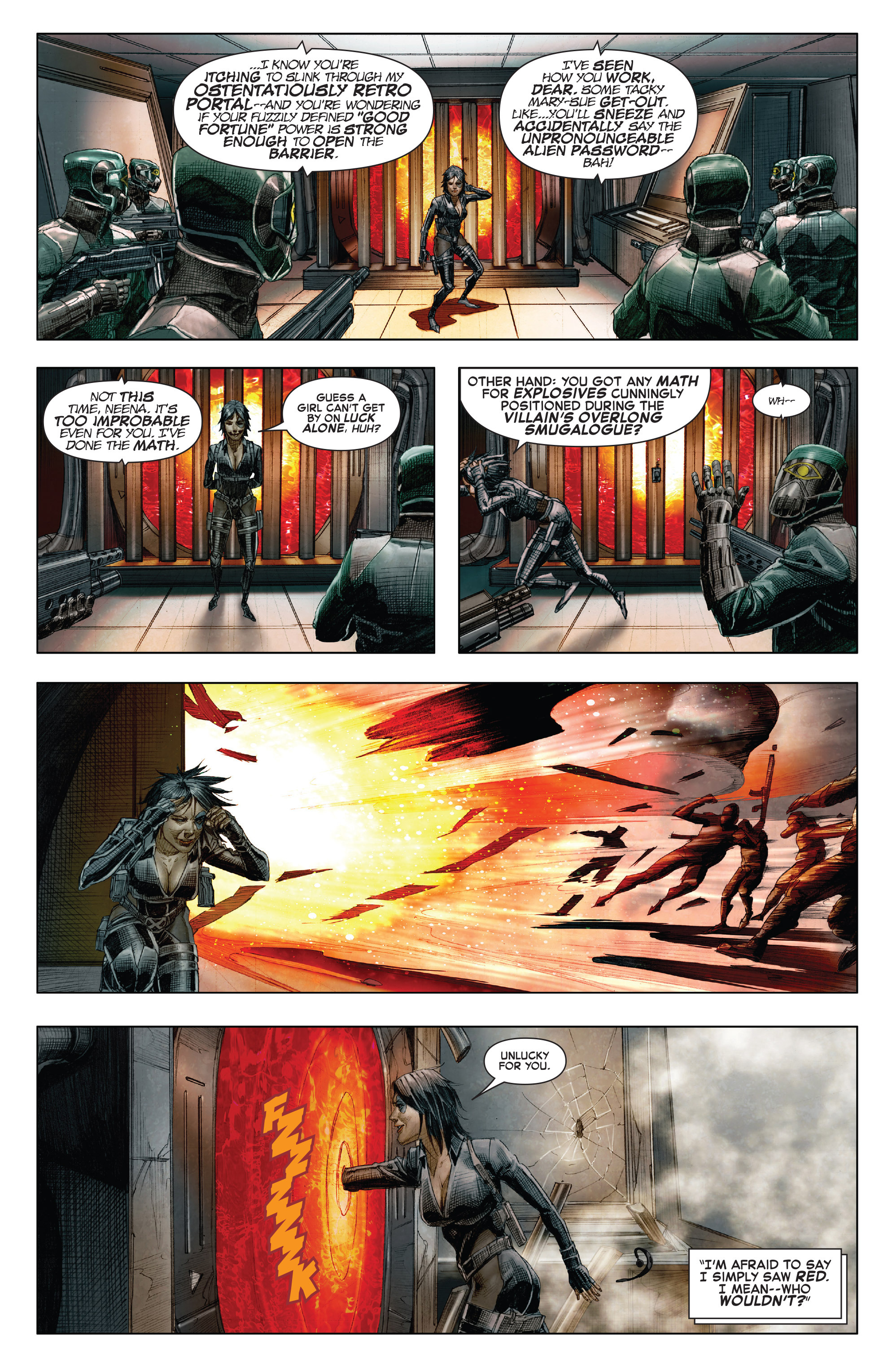 Read online X-Force (2014) comic -  Issue #7 - 8