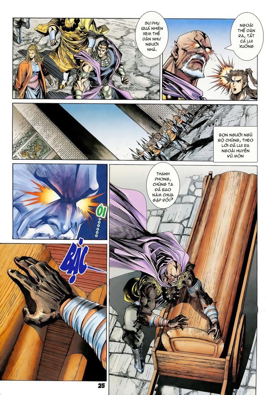 Đại Đường Uy Long chapter 74 trang 25
