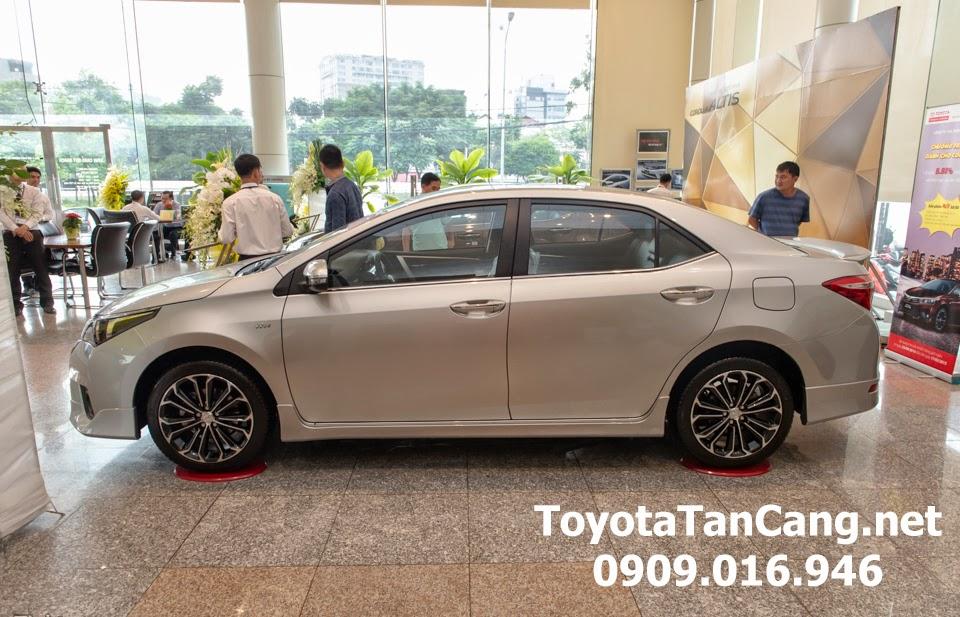 corolla altis 20 v toyota tan cang 12 - Đánh giá Toyota Corolla Altis 2.0V CVT 2015 - Giá trị đến từng chi tiết - Muaxegiatot.vn