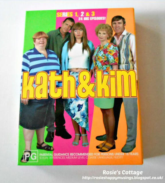 Some DVD box set suggestions for when you just need a sofa day... Kath & Kim.