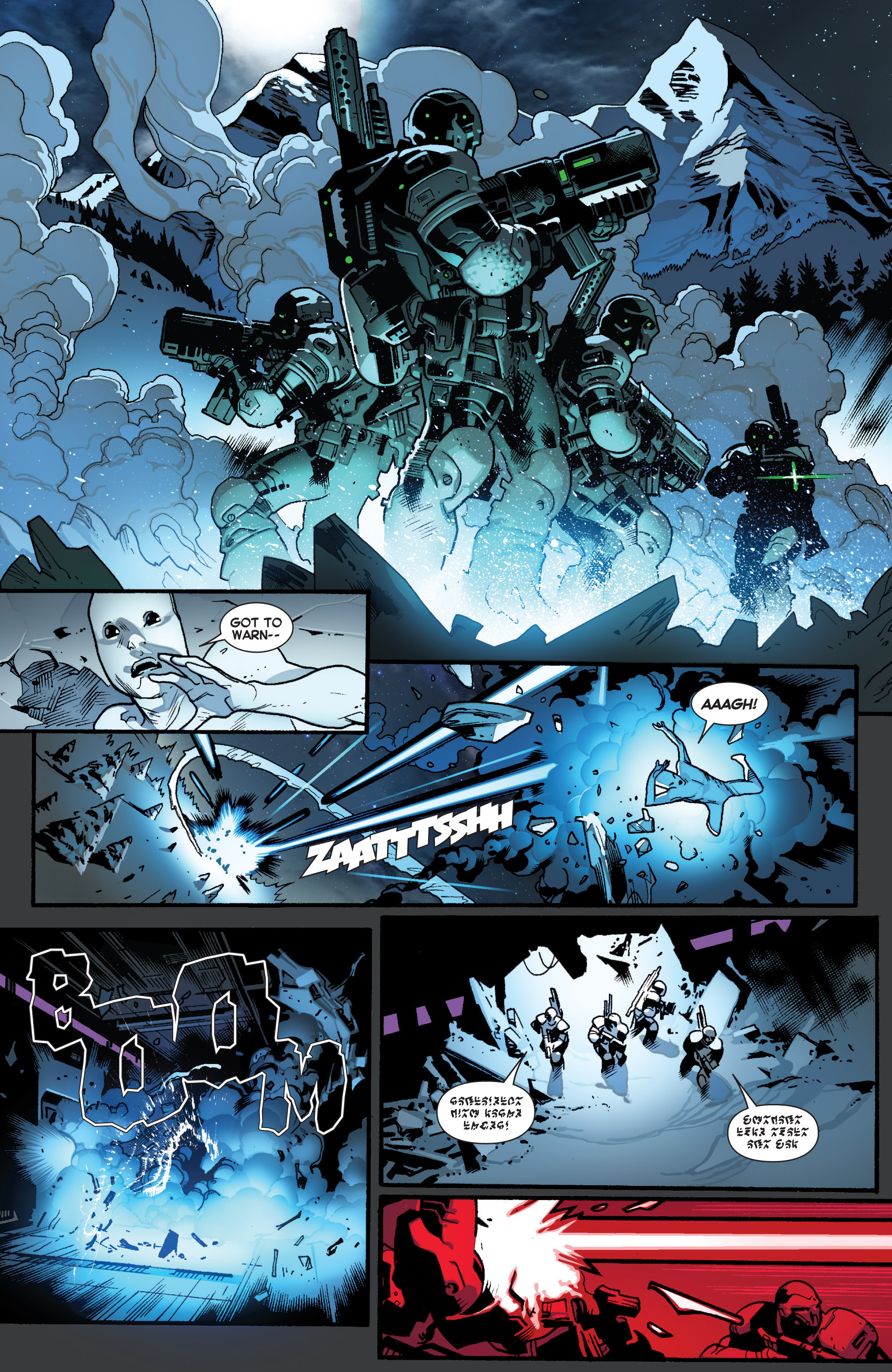 Read online All-New X-Men (2013) comic -  Issue #22 - 11