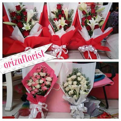 jual bunga mawar valentine surabaya, harga buket bunga mawar surabaya, toko bunga valentine surabaya,