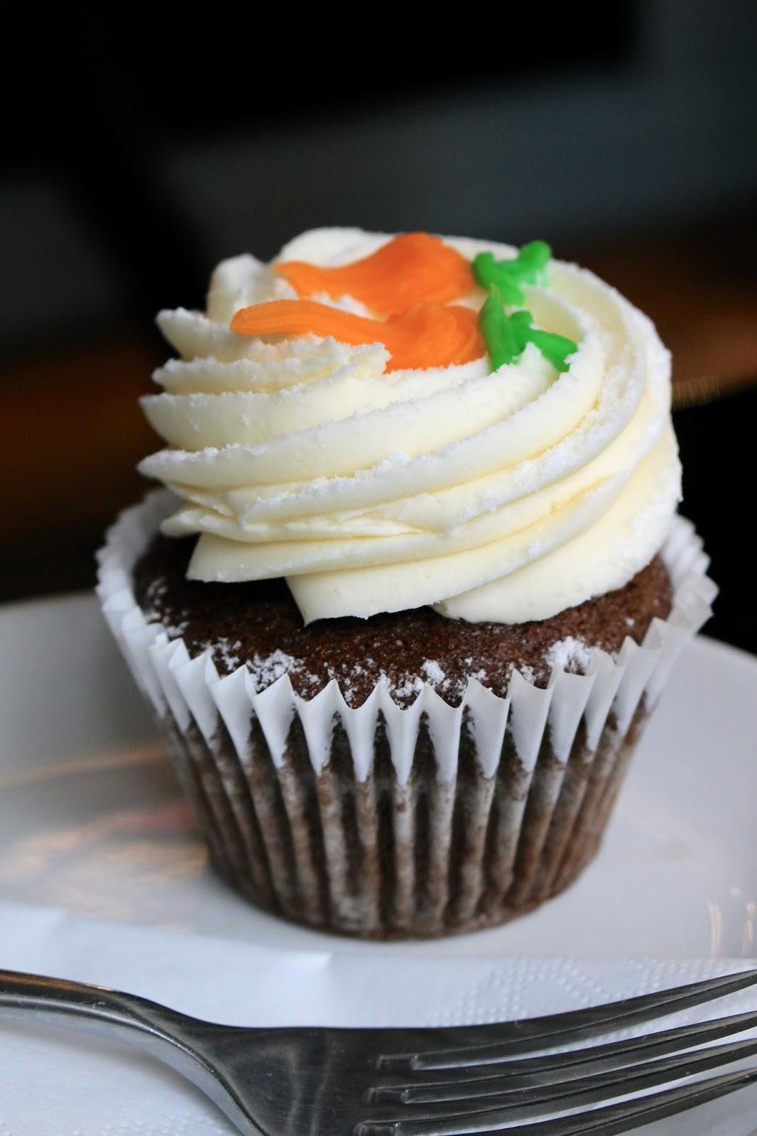 Edinburgh Mimi's Bakehouse cake review