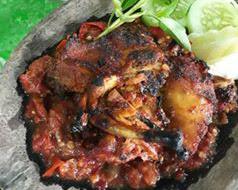 Resep Ayam Penyet Bakar