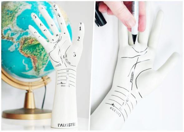 quiromancia, manos, esotérica, manualidades, diys, palmistry hand