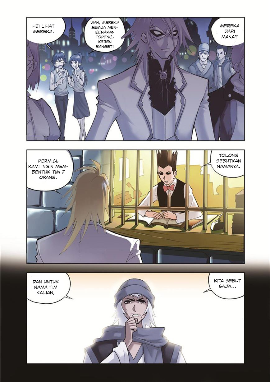 Soul Land Chapter 40