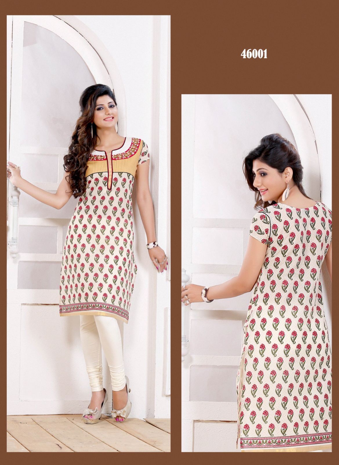 Nargis 46 – Simple Attractive Look Causal Kurtis