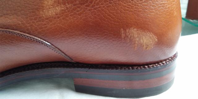 Rasguño Mendo¿cómo El Don Un De Zapatos Blog Reparar Nuestros CBdWxQroe
