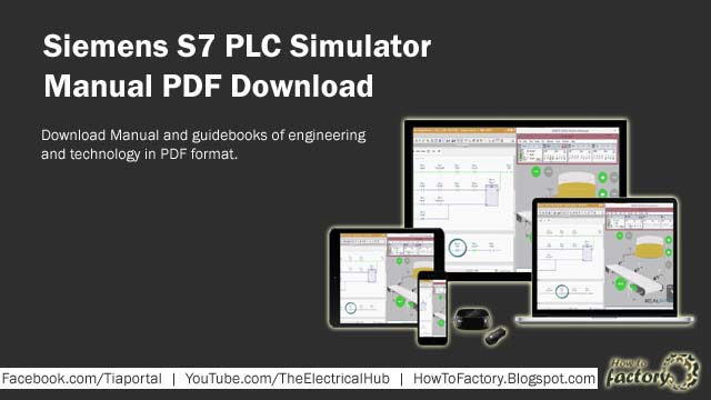 Siemens S7 PLC Simulator Manual PDF Download - Marine