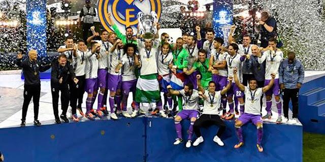 SBOBETASIA - Madrid Targetkan Liga Champions Tiga Musim Beruntun