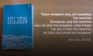 E-book: Hujan - Tere Liye, Omah1001