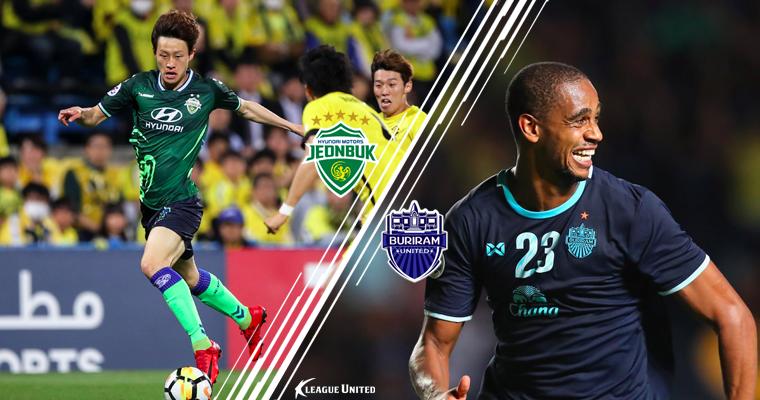 AFC Champions League 2018 Match Preview: Jeonbuk Hyundai Motors vs Buriram United [2nd Leg]