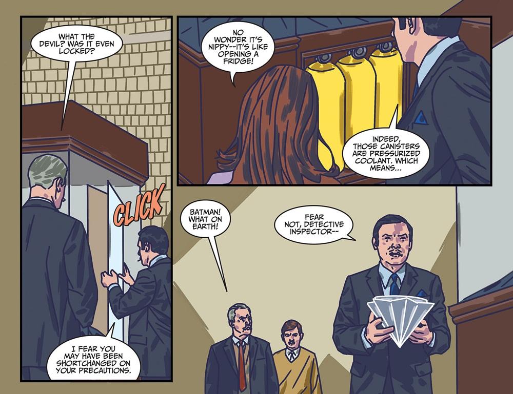 Batman '66 Meets Steed and Mrs Peel 008 (2016) | Vietcomic.net reading comics online for free