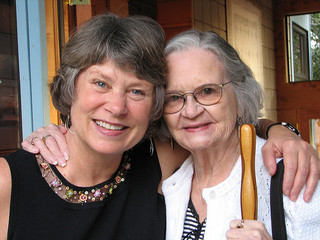 Image: Mom and gram, by marya | emdot, on Flickr