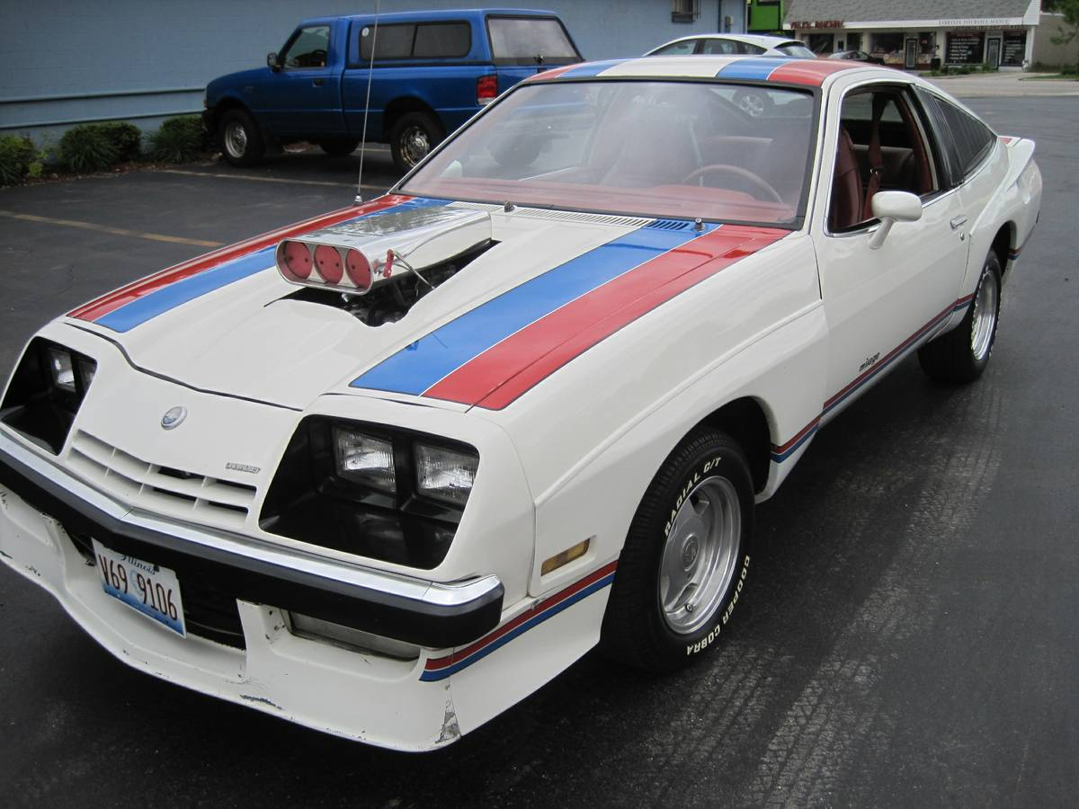 All Chevy 1977 chevrolet monza : Daily Turismo: Is That Stock? 1977 Chevrolet Monza Mirage