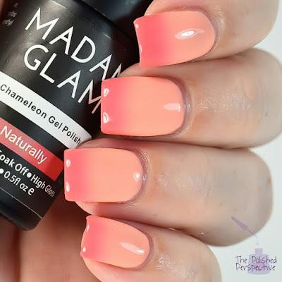 madam glam naturally swatch