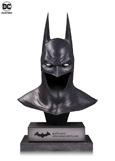 NYCC 2018 DC Collectibles DC Gallery Arkham Asylum Batman Cowl