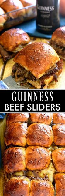 Guinness Beef Sliders